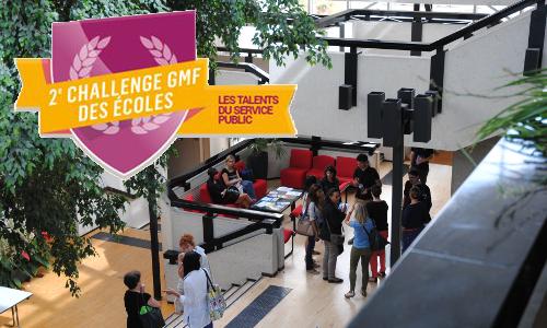 Un challenge à relever pour des stagiaires de l'ENG