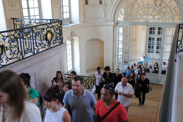 L'ENG reçue à la mairie de Dijon © ENG