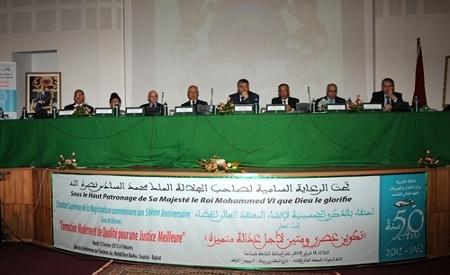 50ème anniversaire de l'ISM du Maroc © ISM