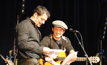 Concert d'Yves JAMAIT à l'Ecole nationale des greffes