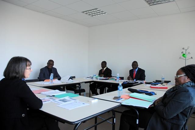Poursuite de la collaboration entre la Côte d'Ivoire et la France © ENG