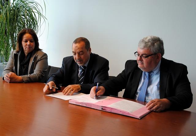 Comité de suivi et d'évaluation annuel entre les ENG française et algérienne