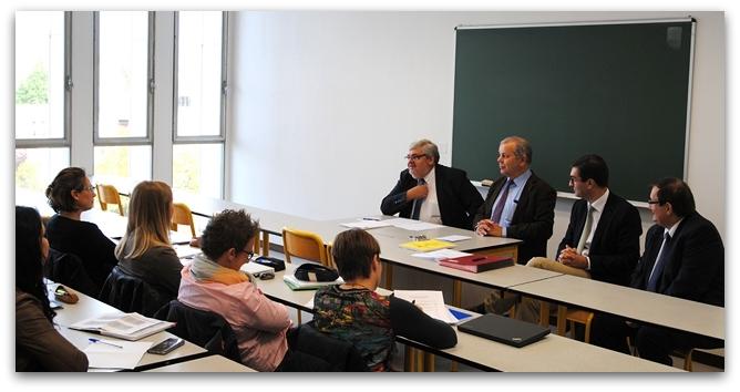 Elargissement du partenariat avec l'Université de Bourgogne