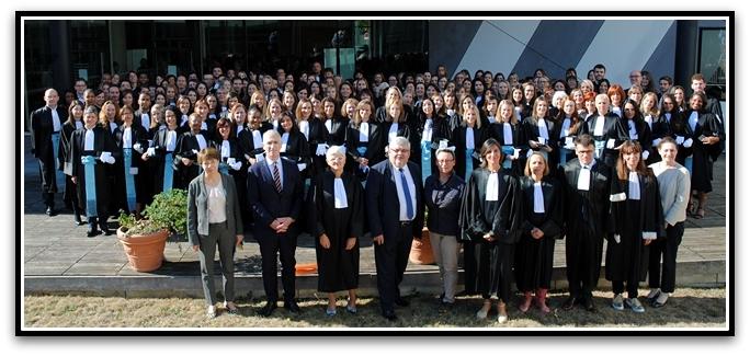 Prestation de serment historique de 161 directeurs des servicesPrestation de serment historique de 161 directeurs des services