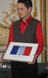 Monsieur Stéphane DI LORENZO « Thémis aux couleurs de la république »