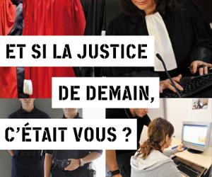 Et si la Justice de demain, c'était vous ?