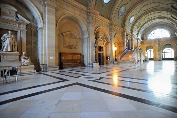 TGI de Paris © DICOM - Caroline MONTAGNÉ